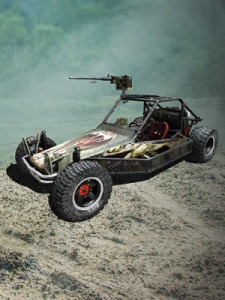new car leaked warzone