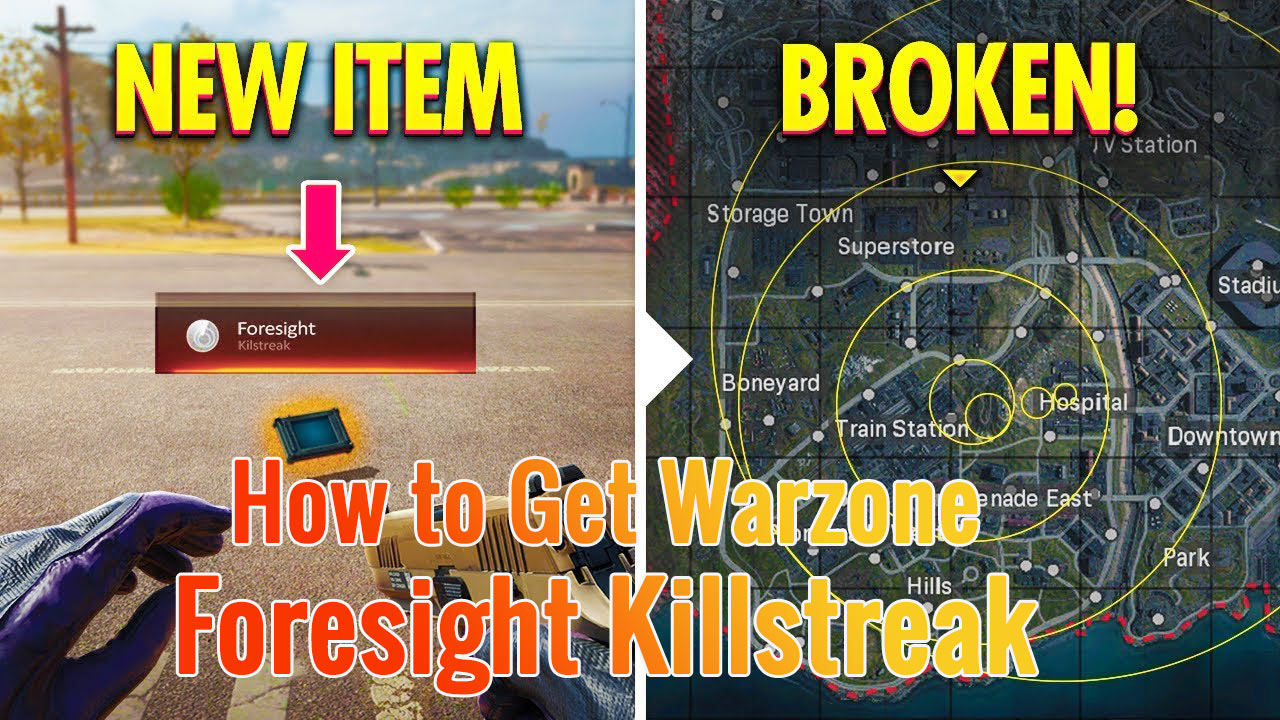 Foresight Killstreak
