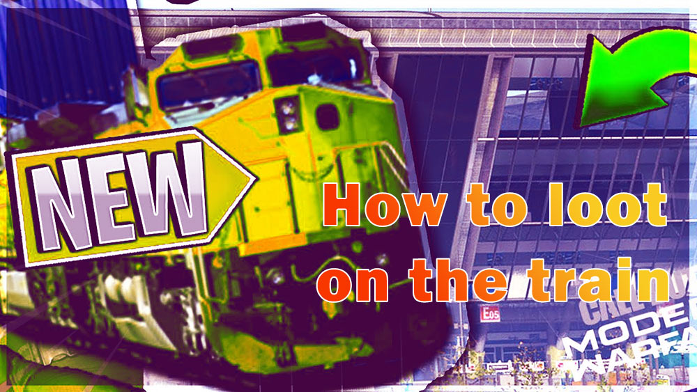 How to loot on the train