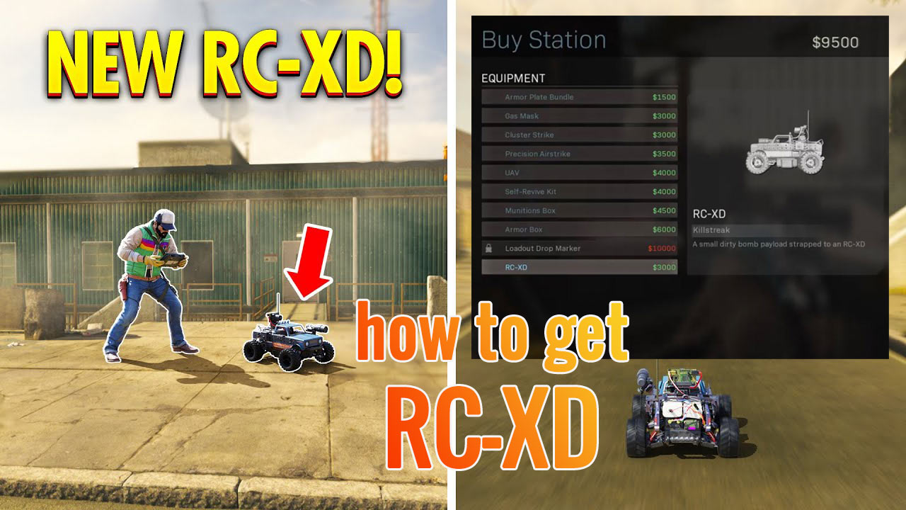 RC-XD-how to get