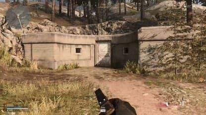 bunker code 3