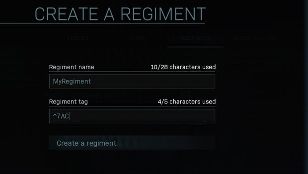 warzone color change name