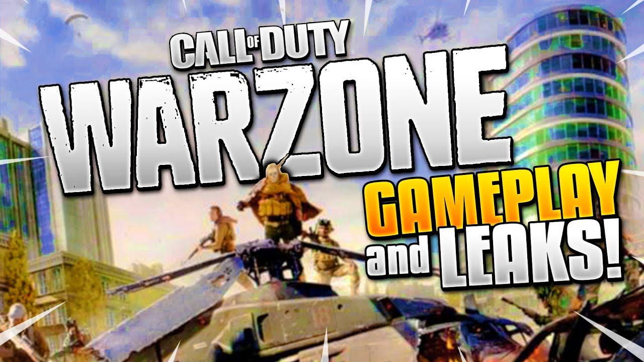 warzone leaks
