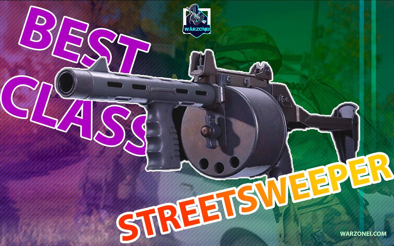 Streetsweeper class