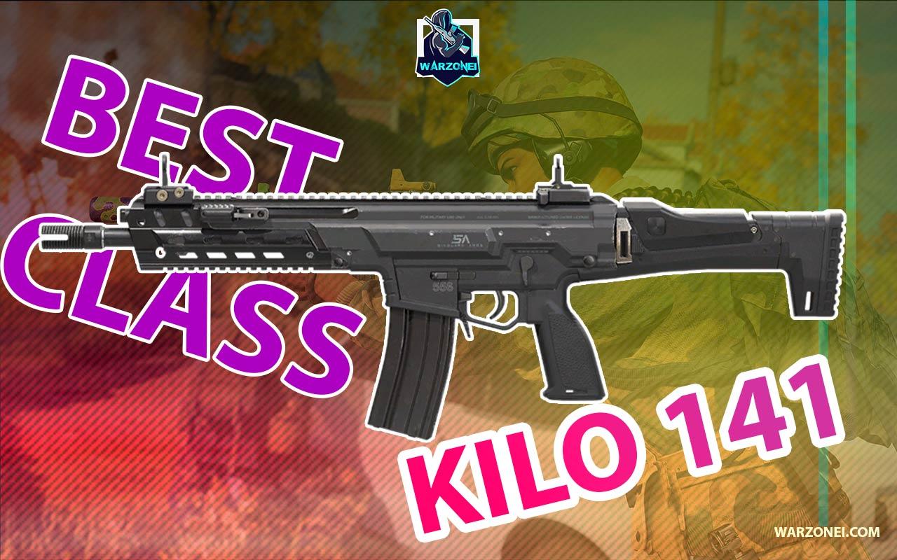 kilo 141 best weapon loadouts