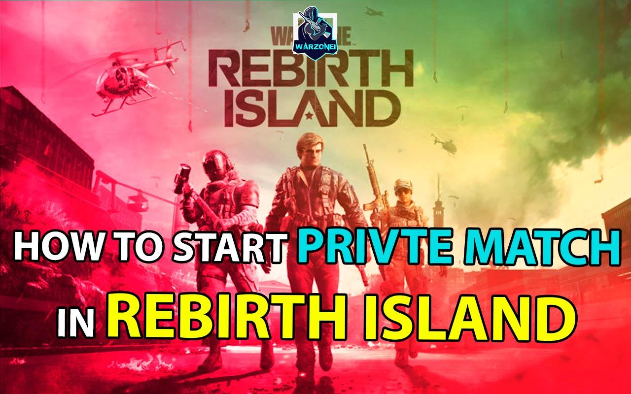 privte match rebirth