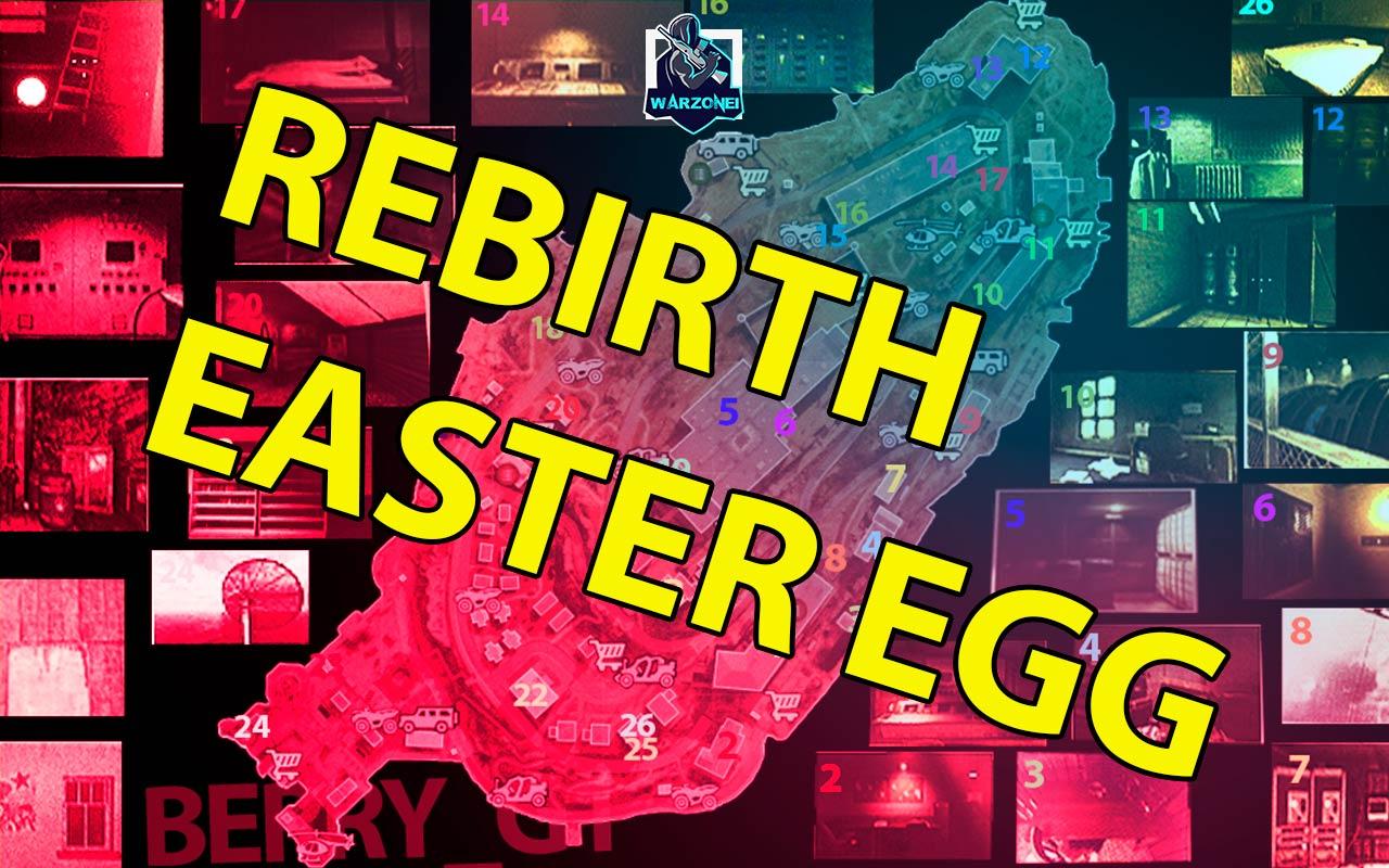 rebirth easter egg