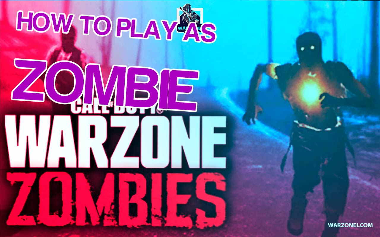 how to play as zombie