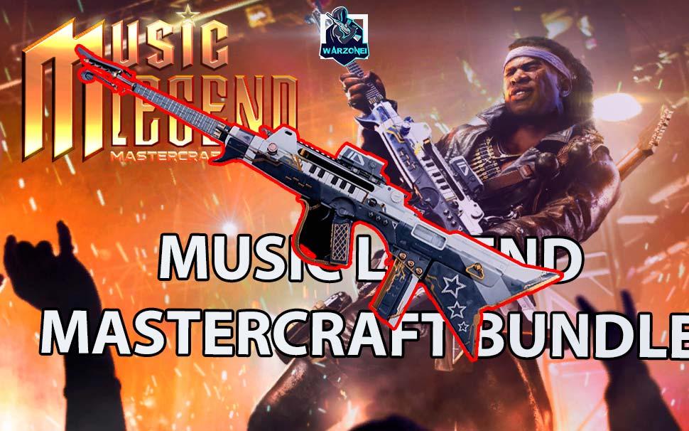 Music Legend Mastercraft Bundle
