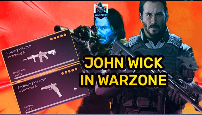 john wick in warzone