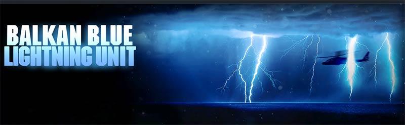 Balkan Blue Lightning Unit bundle