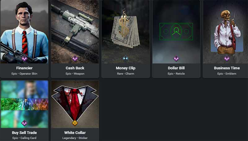 Bank Heist II bundle item