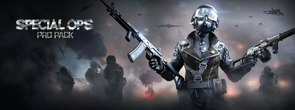 Special Ops Pro Pack: The Pro Pack is Back in Black