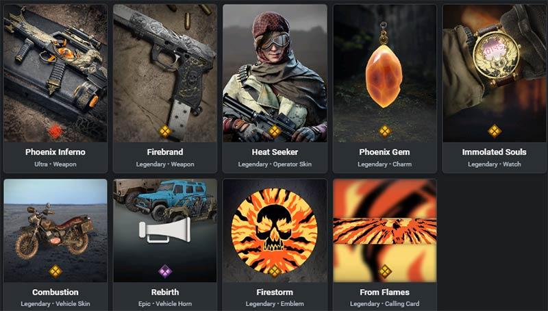Firestorm MAXIS Mastercraft Bundle item