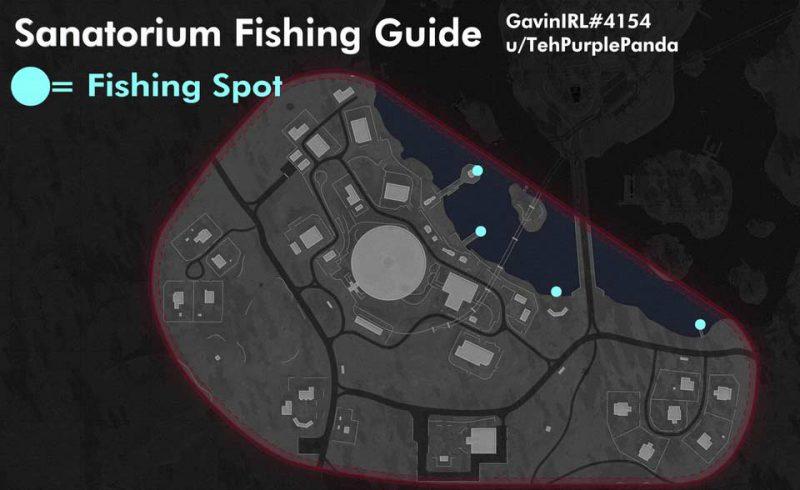location sanatorium fishing