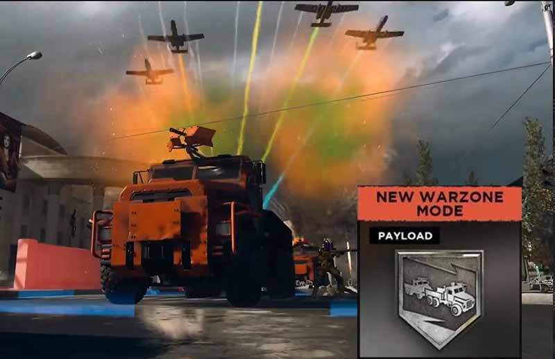 warzone payload mode