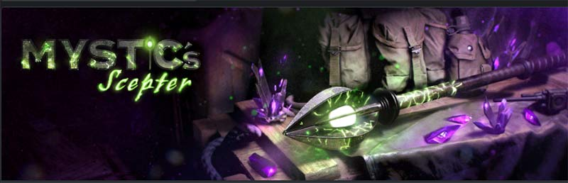Mystic's Scepter