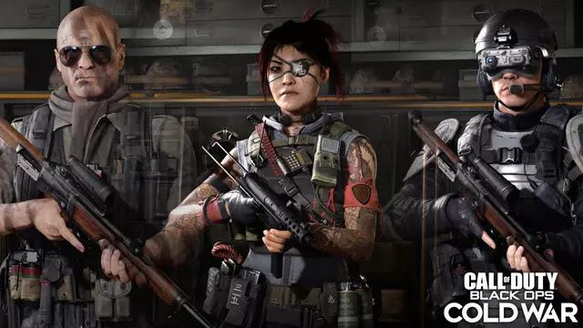 Warzone Season 5 operators skin