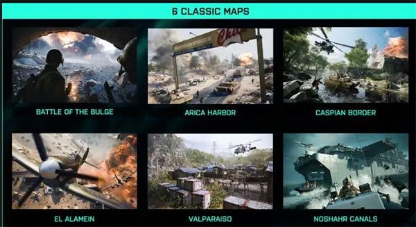 Battlefield portal map