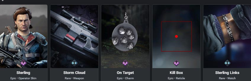 silver fox bundle items