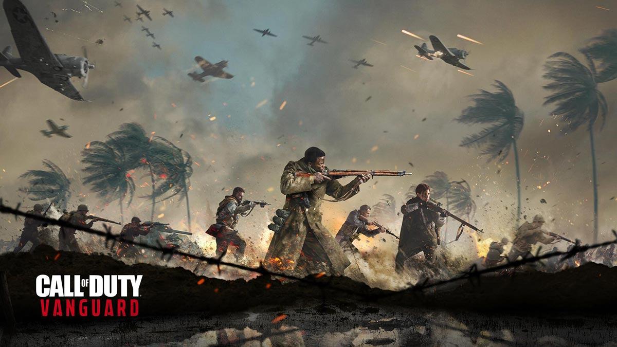 vanguard game play poster