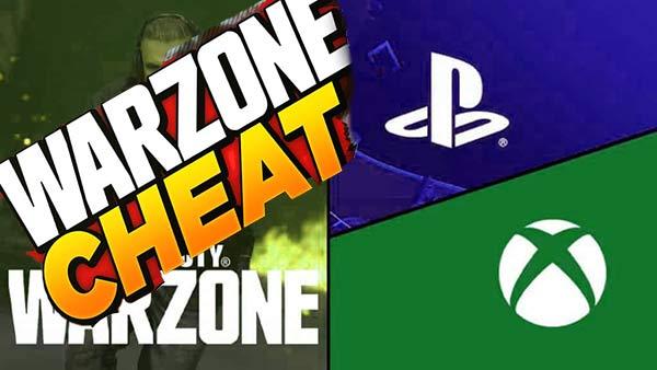 warzone console cheats