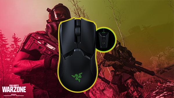 Razer Viper Ultimate Lightest Wireless